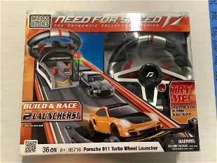 Mega Bloks Need for Speed Porsche 911 Turbo Wheel