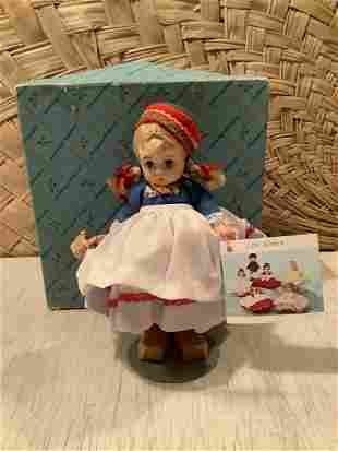 "Madame Alexander Poland Little Women Doll in the box 8"""