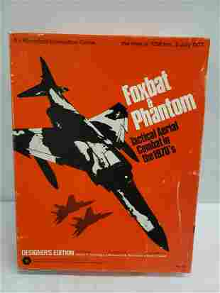 Foxbat & Phantom Tactical Aerial Combat in the 1970s
