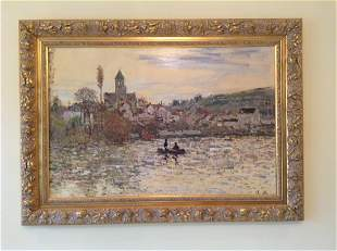 """Original Oil Painting Signed by the Artist 43""""x31"""""""