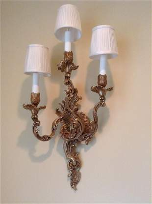 """Wall Sconce 28"""" long"""