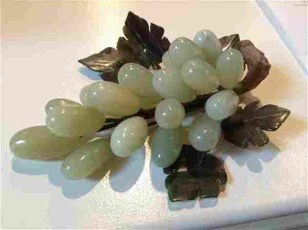 Stone and Jade? Grapes