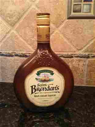 Saint Brendan's Irish Cream Liqueur 750ml Sealed