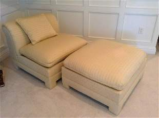 """Two Piece Chaise Lounge 65""""x32""""x29"""""""