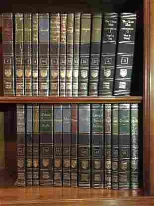 Two Shelves of Vintage Books some still sealed