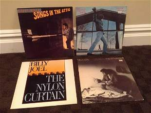 Billy Joel Records