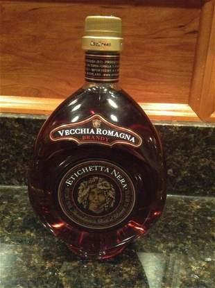 Vecchia Romagna Brandy Sealed 75cl