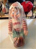 Vintage 7-Up Sparkly Elf Doll