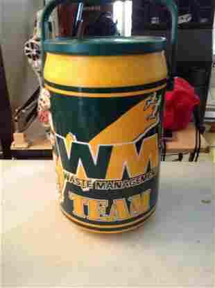 1999 Waste Management Cooler