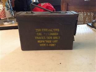 Early Ammo Box