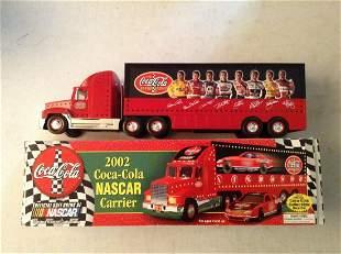 2002 Coca-Cola Nascar Carrier