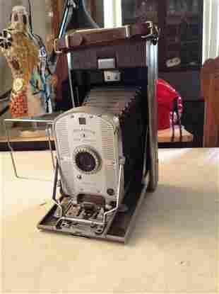 Early Polaroid Land Camera Model 95b