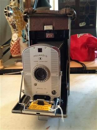 Early Polaroid Land Camera Model 95