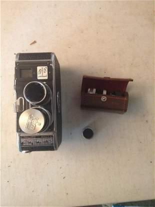 Early Bolex Paillard 1 Cine Camera Made in Switzerland
