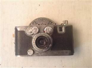 Early Camera Corp Mercury II Camera Model CX