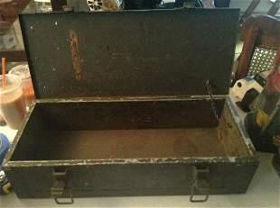 """Vintage Tool Box 22""""x 9.5x5.5"""""""