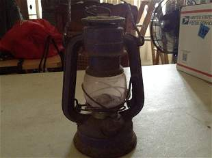 Early Railroad Lantern
