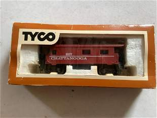 Tyco HO Scale Electric Trains in Box