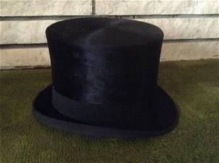 1800s Knox New York Top Hat
