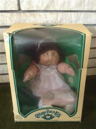 1983 Cabbage Patch Doll in the original Box with tags &