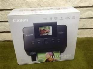 Brand New Canon Compact Photo Printer Selphy CP800
