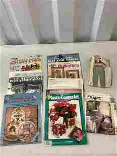 large lot of vintage magazines