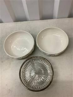 Este C.E. Italy bowls and more
