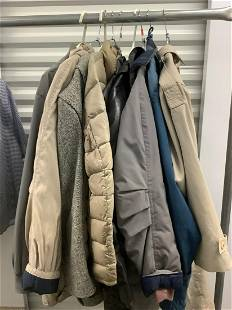 Lot of womens jackets various sizes