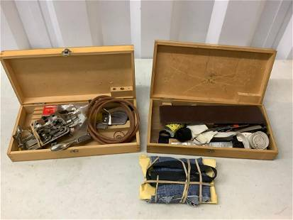 Lot of sewing supplies B. Blumenthal & Co. Inc.