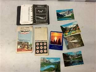Boeing 727 repair manual vintage maps and more