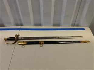 "U.S. Military sword 37.5"""