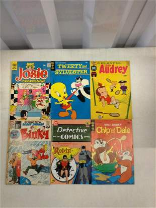 Lot of Gold Key, Harvey, and Other Comics