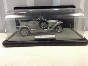 !907 Rolls Royce The Silver Ghost model car
