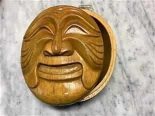 Newark Museum NOH Mask Box