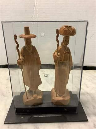 Newark Museum Korean Figures