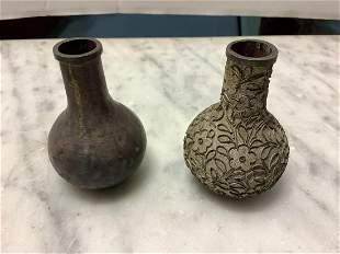 Newark Museum Two Vases