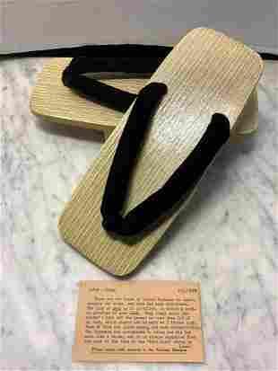 Newark Museum Sandal