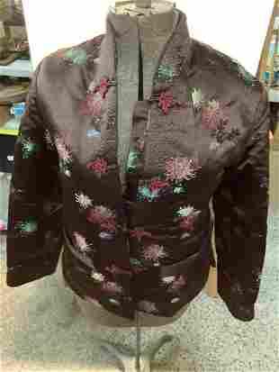 Newark Museum Large China Silk Jacket