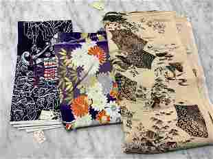 Newark Museum Three Textiles