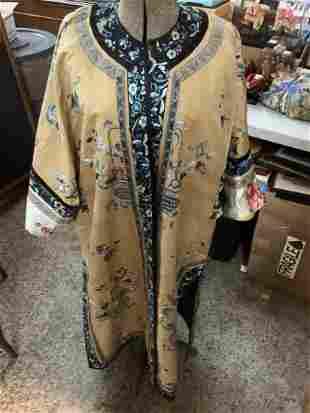 Newark Museum Pre-WWII China Coat