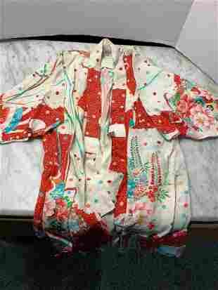 Newark Museum Child's Kimono