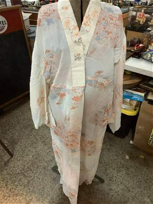 Newark Museum Summer Kimono