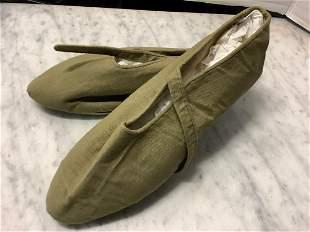 Newark Museum Khaki Shoes