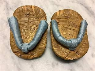 Newark Museum Baby Sandals