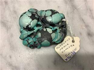 Newark Museum Turquoise Pendant