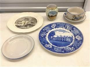 Old English Staffordshire Ware, Chi Jiang China and