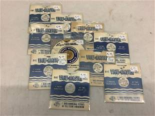Lot of Cuba, Jamaica, and Other View-Masters