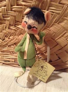 """Vintage Annalee Mouse with tags 8"""""""