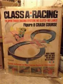 1972 Ideal Toys Class A Racing Figure 8 Crash Sourse in