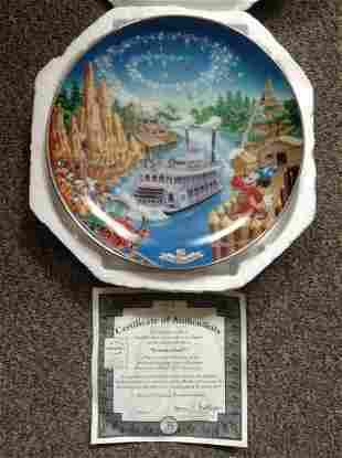 """Walt Disney World 25th Anniversary """"Frontierland"""""""